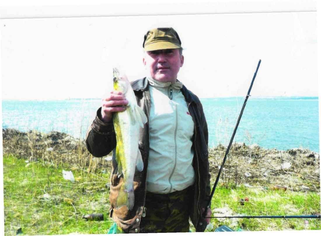 ловля на курчатовском море